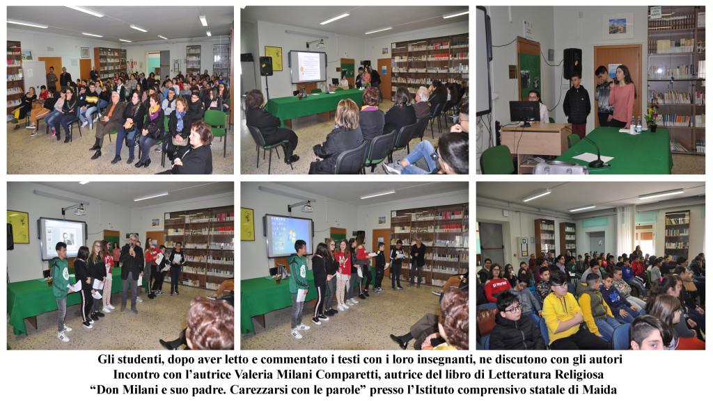 Incontro autrice Valeria Milani Comparetti 1