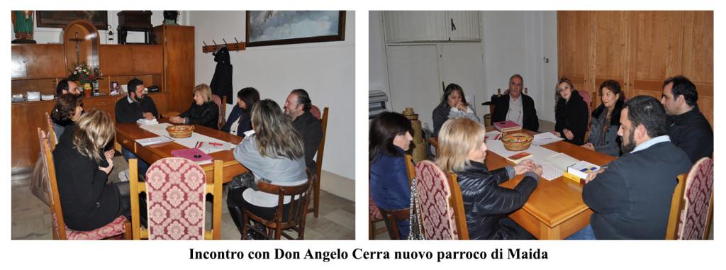 Incontro con don angelo Cerra 2013