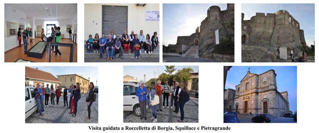 Visita guidata borgia 1- 2015