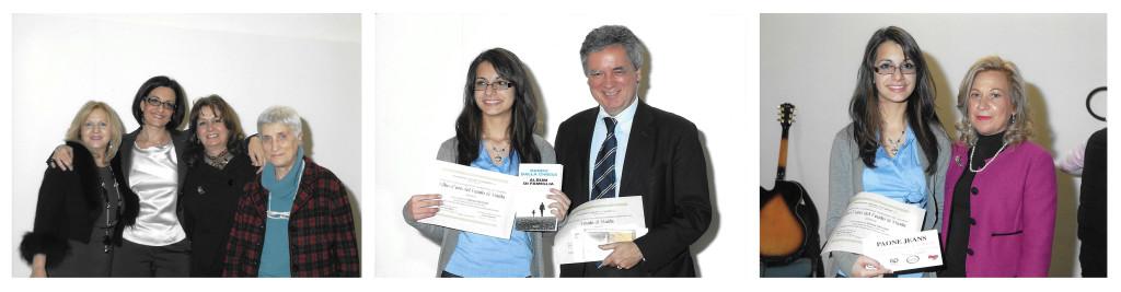 autori e studenti premiati 1