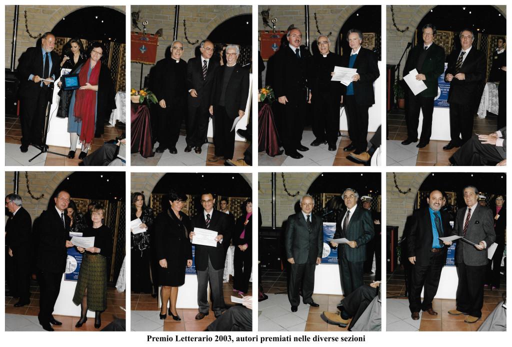 autori premiati 2003