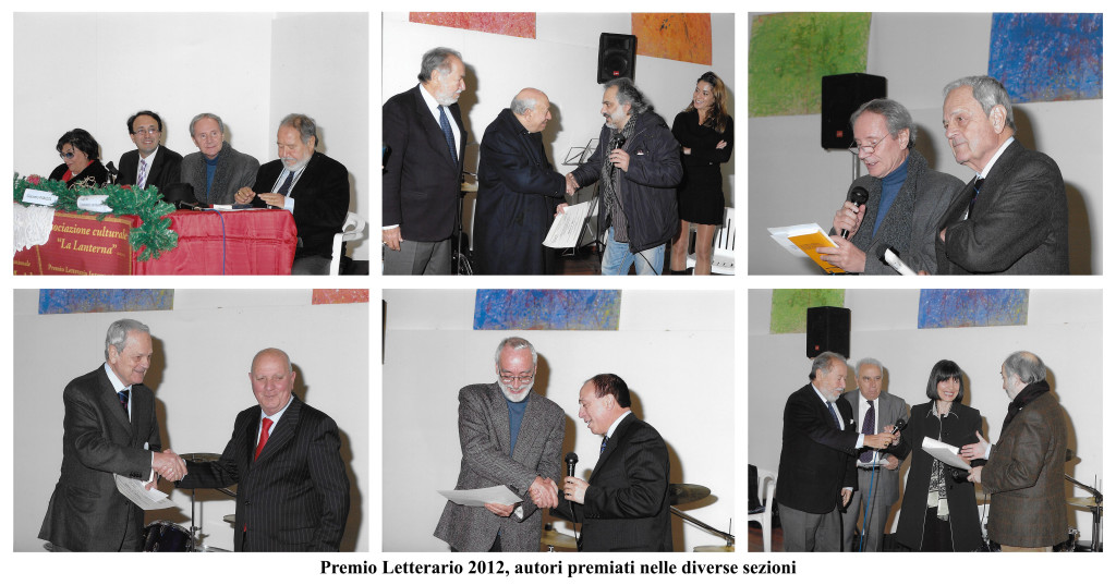 autori premiati 2012