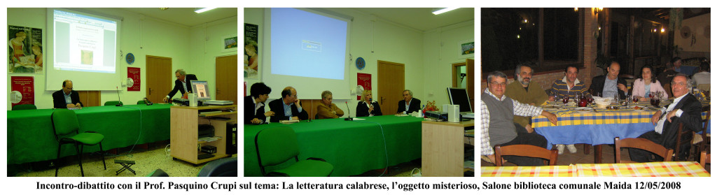 incontro Crupi - 2008