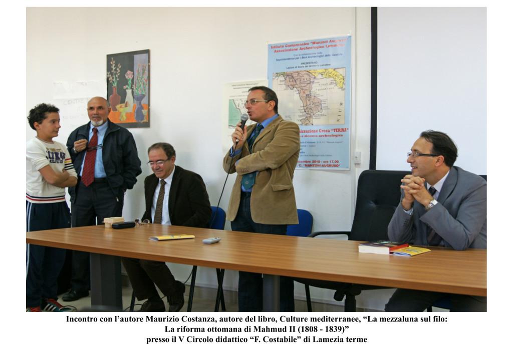 incontro autore Costanza - 2011