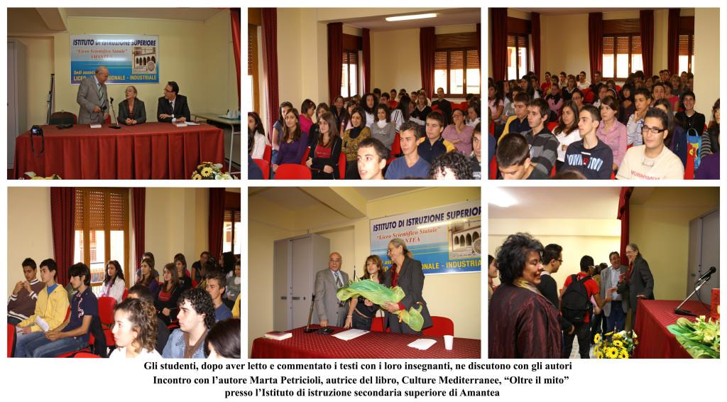 incontro autrice Petricioli - 2008
