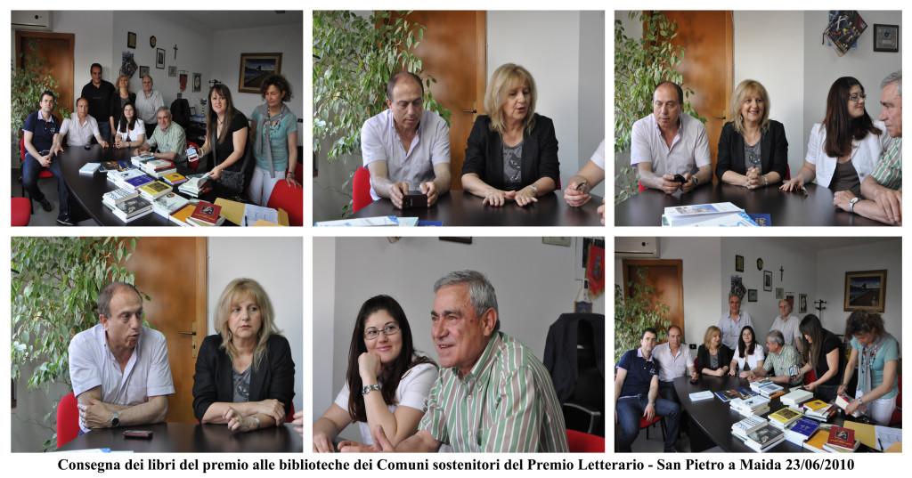 libri premio San Pietro - 2010