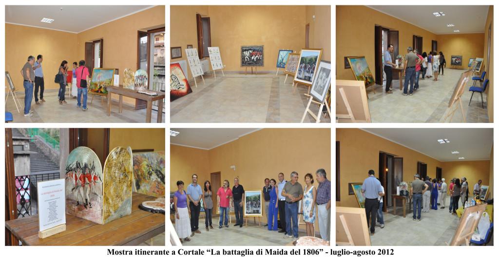 mostra a Cortale - 2012