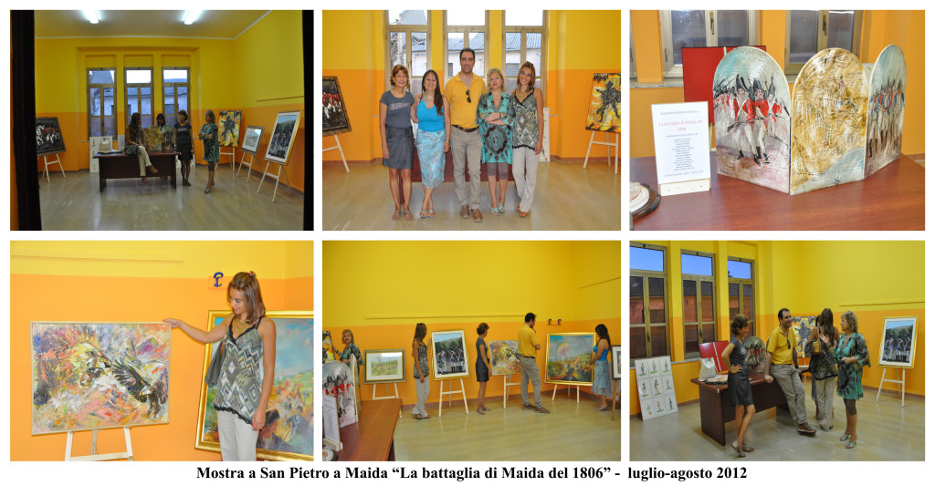 mostra a San Pietro - 2012