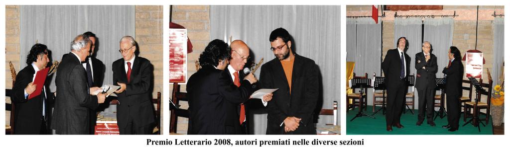 premio autori 2008 - 2