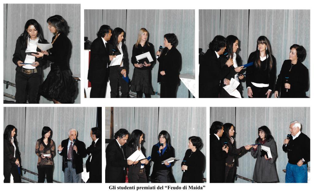 studenti premiati 2007