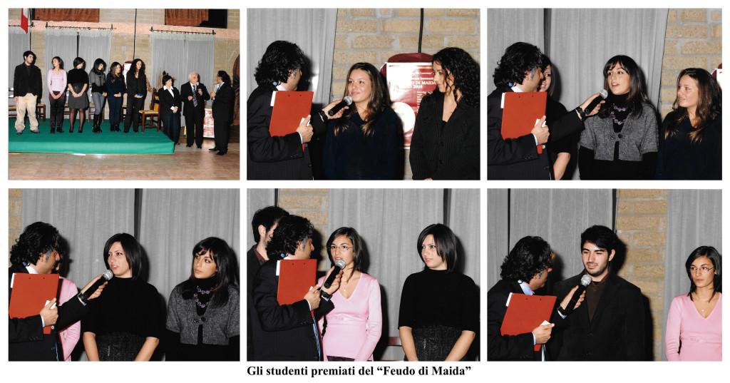 studenti premiati 2008