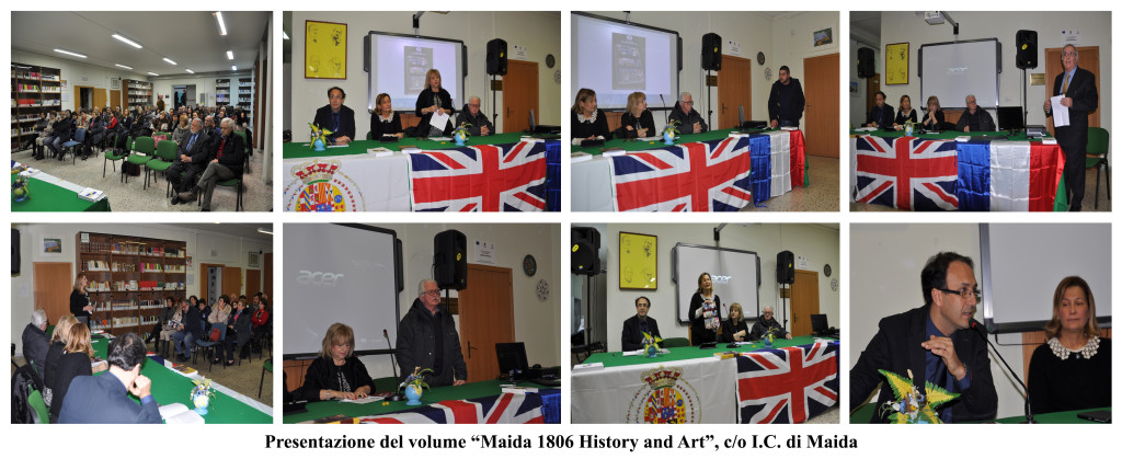 volume History Art Maida - 2015